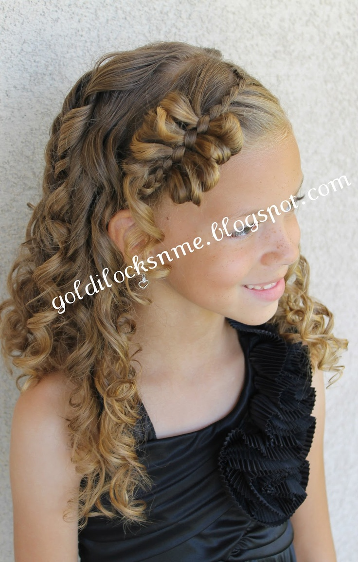 Fun Braids For Bad Hair Days: 103 Best Images About Hair Style Inspiration For Kids