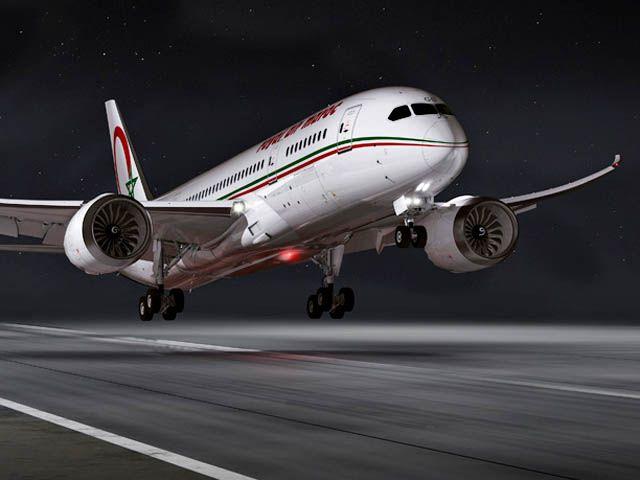 Royal Air Maroc se pose à Washington