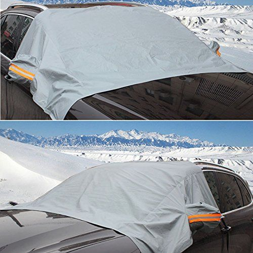 Protection antigel Couverture pare-brise Voiture les rayons UV pluie,givre glace & neige – Gris: Caractéristiques: 1. Ce revêtement…