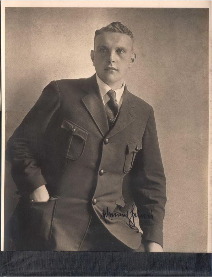 Edmund Heines (21 July 1897, Munich – 30 June 1934, Stadelheim Prison) was a Nazi Party leader and Ernst Röhm's deputy in the Sturmabteilung or SA.