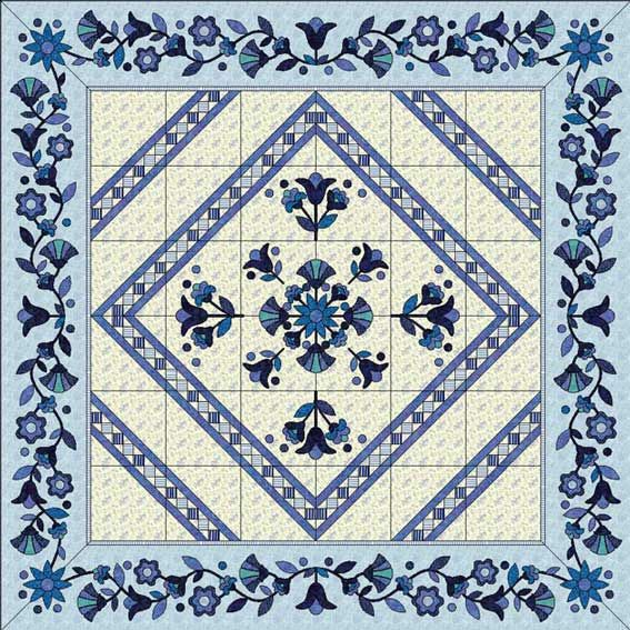 17 Best images about flower quilt on Pinterest Gardens, Clark county and Appliques