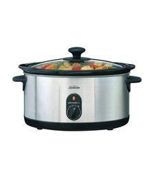 Sunbeam Slow Cooker 5.5L  (HP5520)