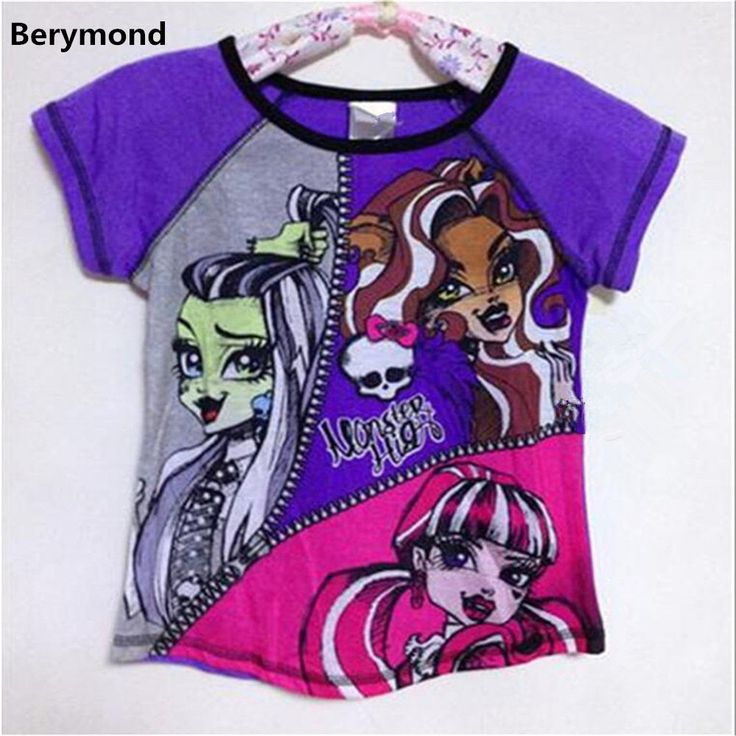 http://babyclothes.fashiongarments.biz/  Girls Shirt New High Monster Baby Girls Short Sleeve T-shirt Kids Top Tee Clothes Children Monster Hight T Shirt Summer Style, http://babyclothes.fashiongarments.biz/products/girls-shirt-new-high-monster-baby-girls-short-sleeve-t-shirt-kids-top-tee-clothes-children-monster-hight-t-shirt-summer-style/, 	Girls Shirt New High Monster Baby Girls Short Sleeve T-shirt Kids Top Tee Clothes Children Monster Hight T Shirt Summer Style 	Note: Due to different…