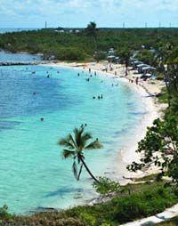 Bahia Honda Florida Keys - most beautiful place we stayed in the keys