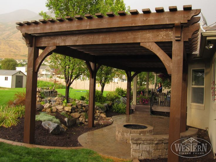 Charmant 17 Early American Outdoor Shade Structures: Pergolas, Arbors, Gazebos U0026  Pavilions