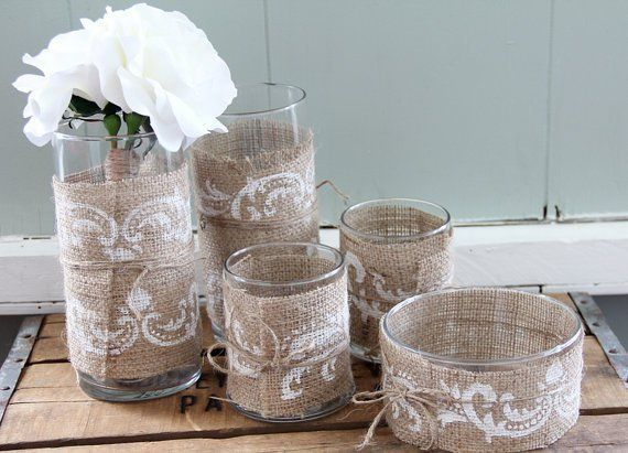 DIY Ideas For Your Rustic Country Wedding