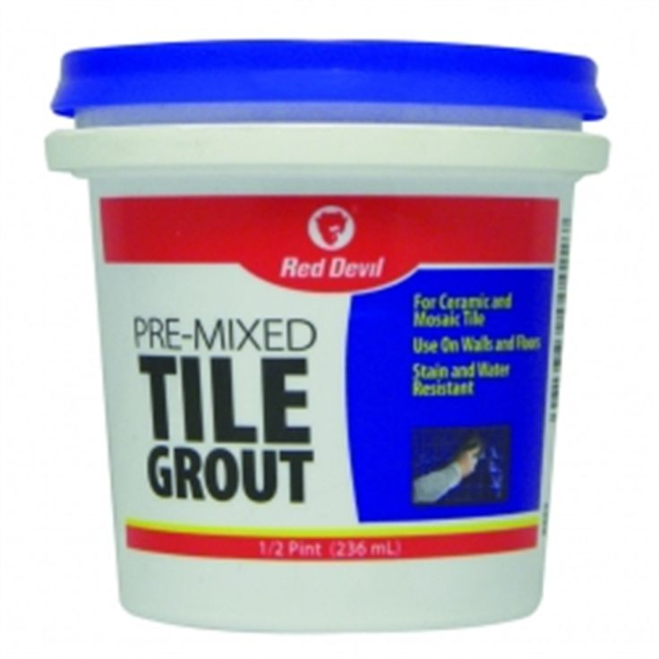 Find Red Devil 500ml Premixed Grout at Bunnings Warehouse. Visit your local store for the widest range of paint & decorating products.