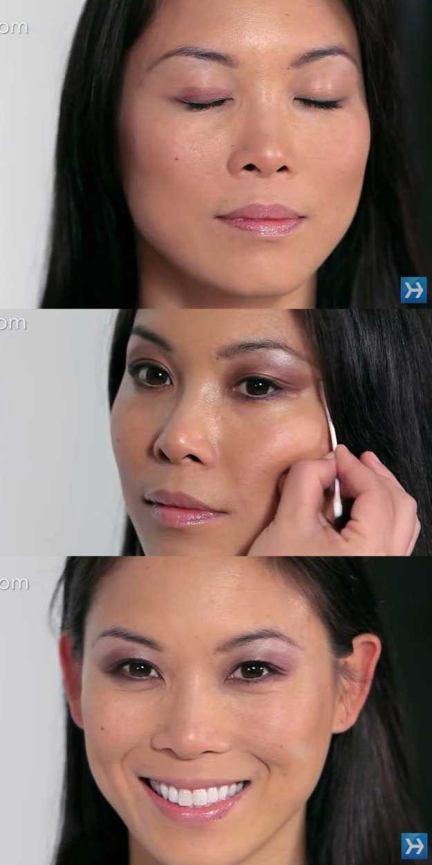 Has how to makeup asian