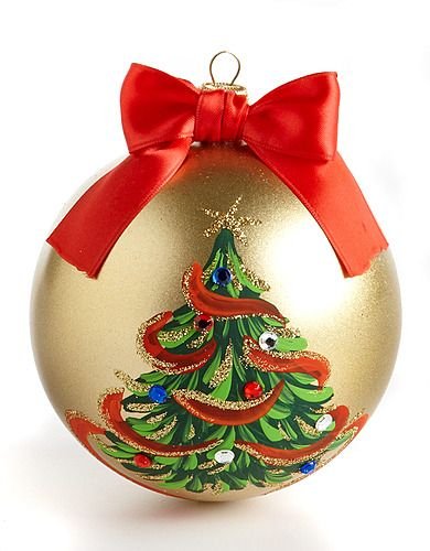 Lord & Taylor Gold Ornament 2012 Christmas Tree