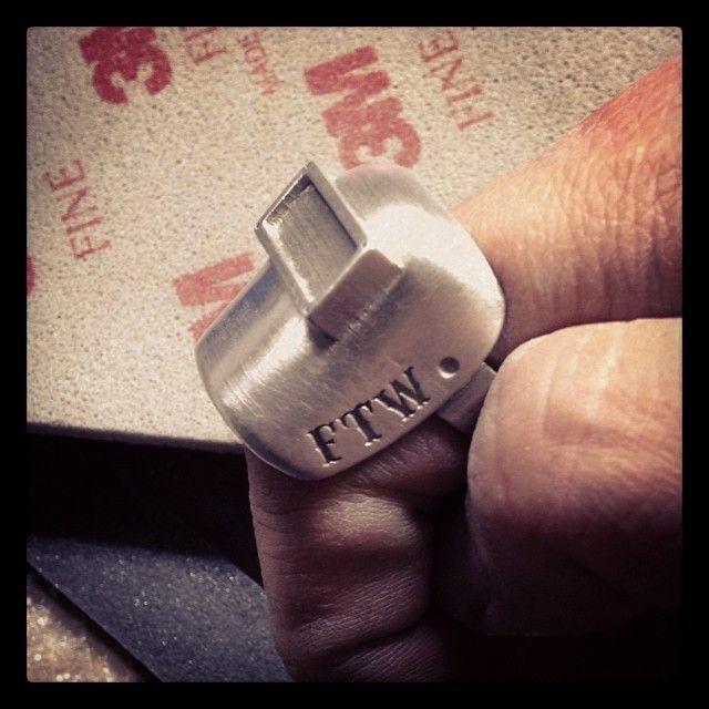 speakeasyoriginal.com    This is our new welding hood ring