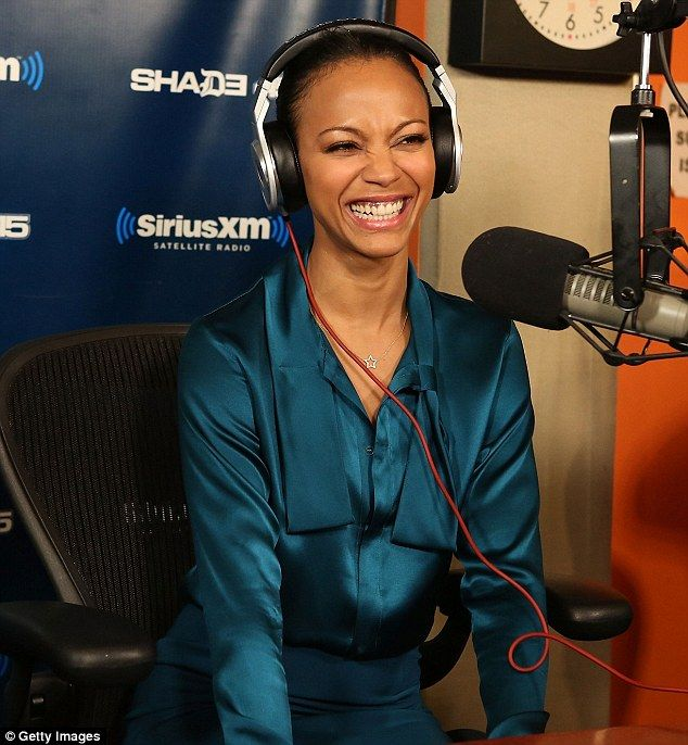 Airing dirty laundry: The 35-year-old actress got a little cheeky on SirusXM show, Sway In The Morning, saying she was a member of the Mile High Club