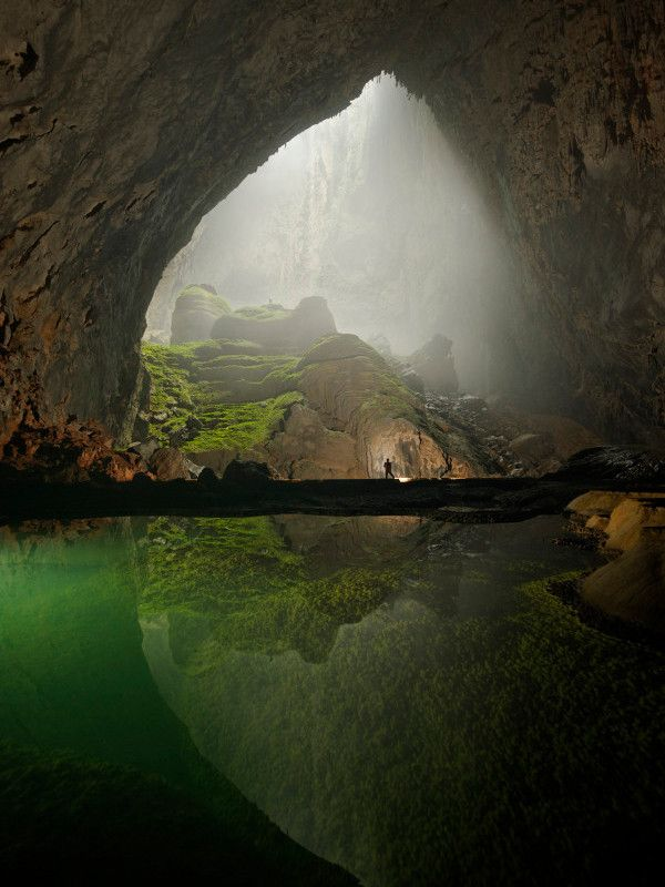 son doong cave vietnam jaw dropping places di 2019. Black Bedroom Furniture Sets. Home Design Ideas