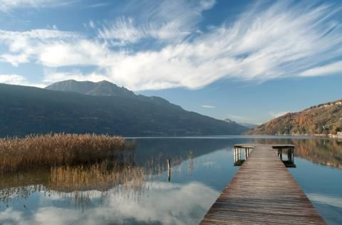 Italy, Caldonazzo lake-177267155.jpg (480×316)