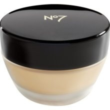 Boots No7 make-up  great coverage!!!  I won't buy any other make-up now!