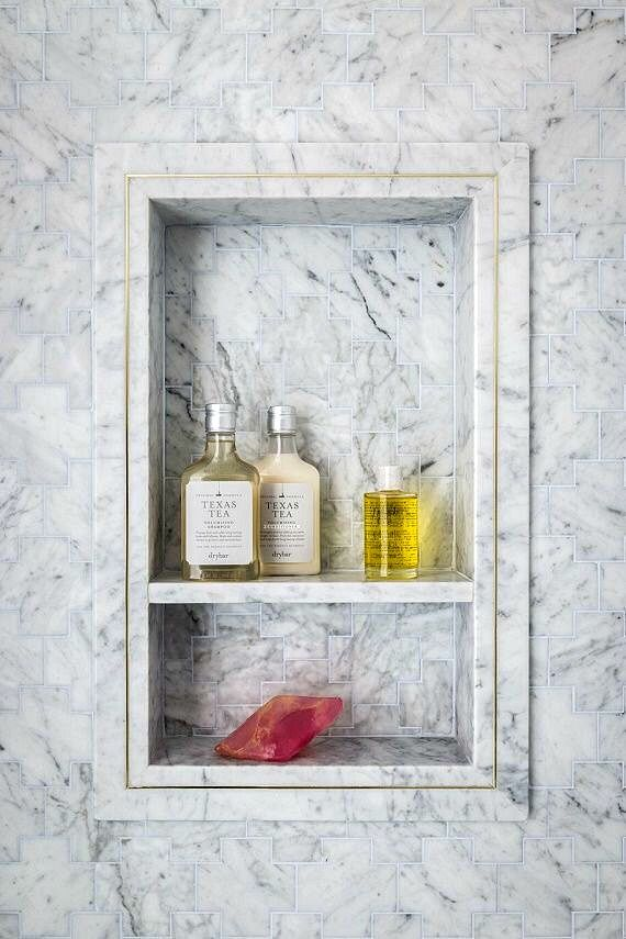81 Best Tiled Images On Pinterest Bathrooms Flooring