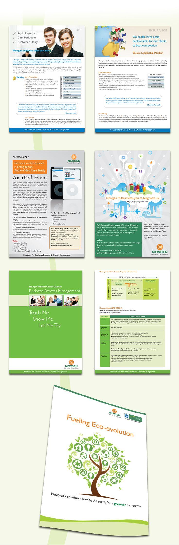 Brochure Design for Newzen