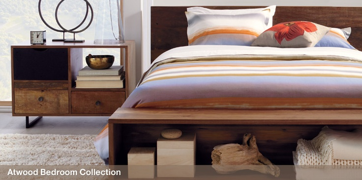 11 best want atwood bedroom collection from crate - Crate barrel bedroom furniture ...