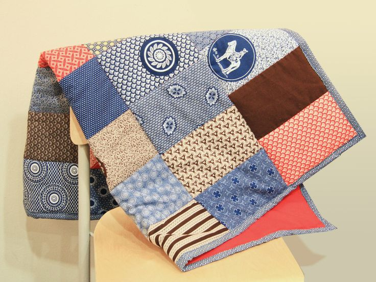 Lovely Shweshwe Baby Quilt - shweshwelovers