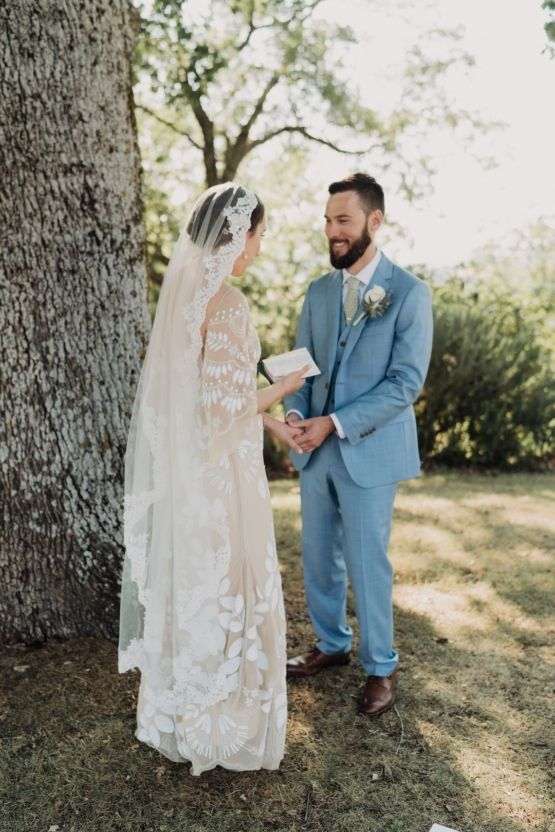Italian Countryside Wedding with Old-World Charm | Luxia Photography 41