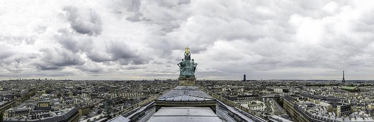 Paris desde Garnier - Jose Manuel Ballester