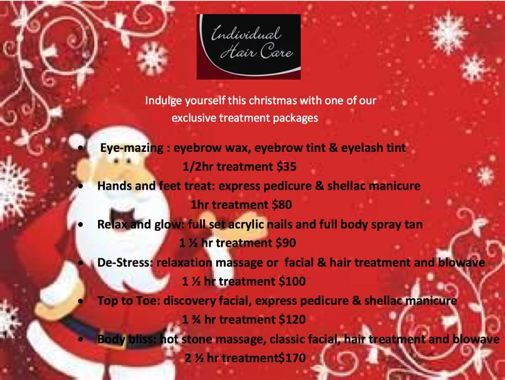 Tempting packages from Individual Hair Care!