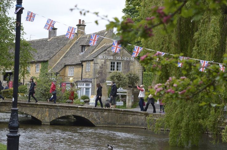 Bourton On the Water, the Cotswolds