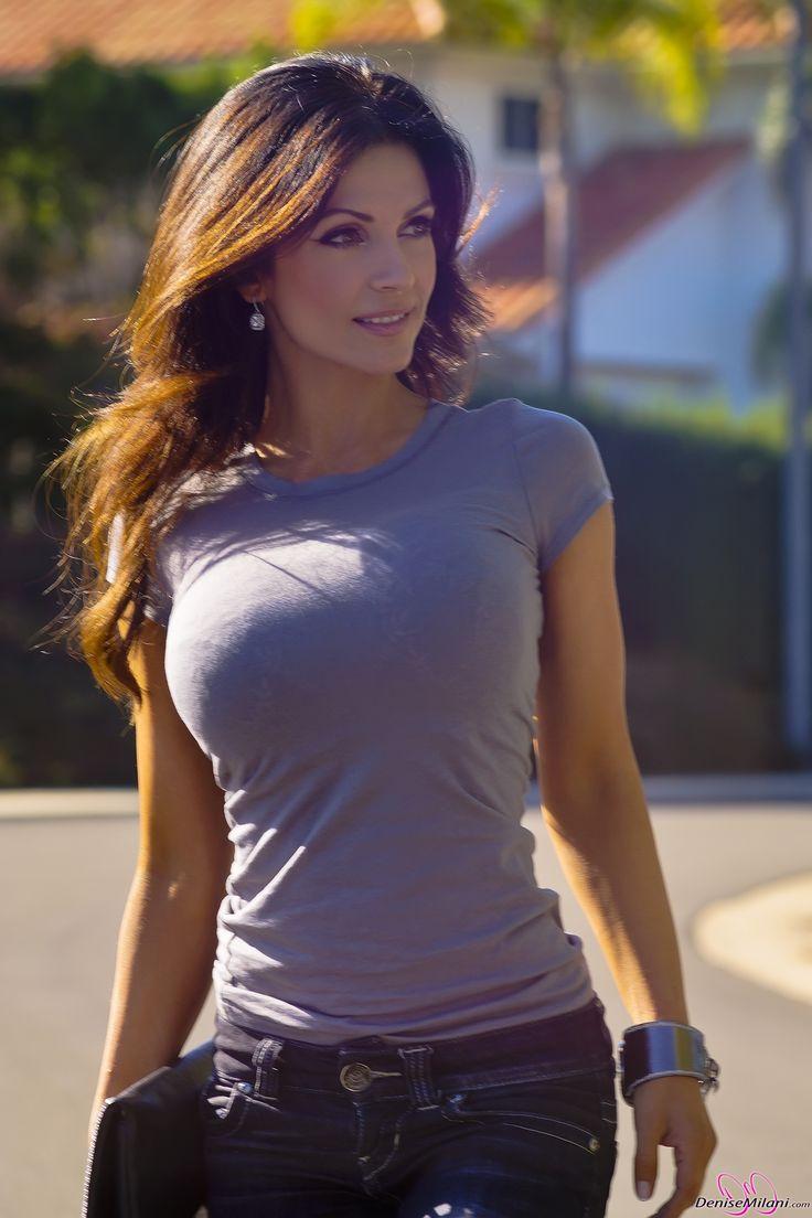 Denise Milani A1 | Motley | Pinterest | Denise Milani ...