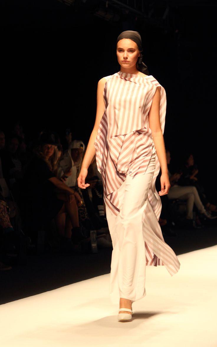 Stockholm Fashion Week 2014. Designer: Anna Johansson. Photo: Sampo Axelsson