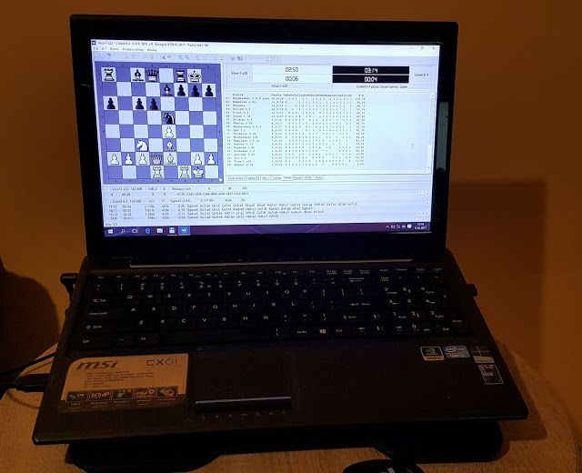 Chess Engines Diary: Test in progress: 6 League JCER ed 1/2017