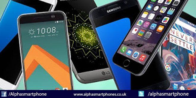 Checkout Top Selling Smartphones in December 2017 - Alpha Smartphones