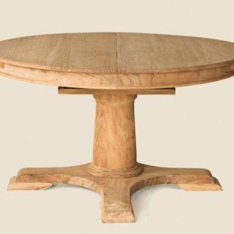 17 meilleures id es propos de table ronde extensible sur pinterest table ronde avec rallonge. Black Bedroom Furniture Sets. Home Design Ideas