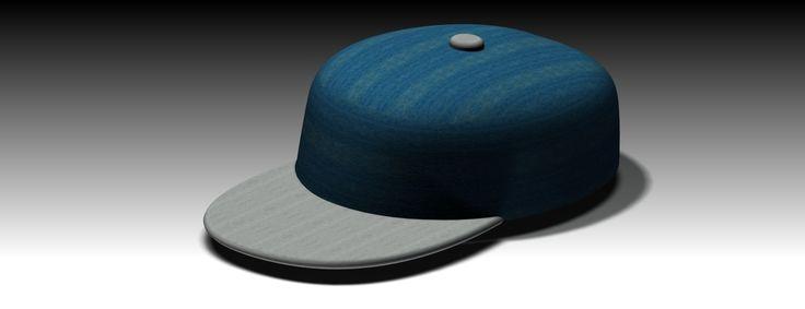 Simple hat using NX 7.5