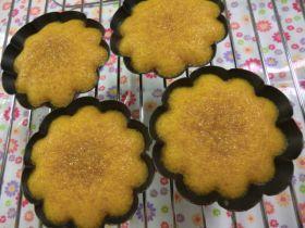 「かぼちゃの蒸しケーキ」つまあすみ   お菓子・パンのレシピや作り方【corecle*コレクル】