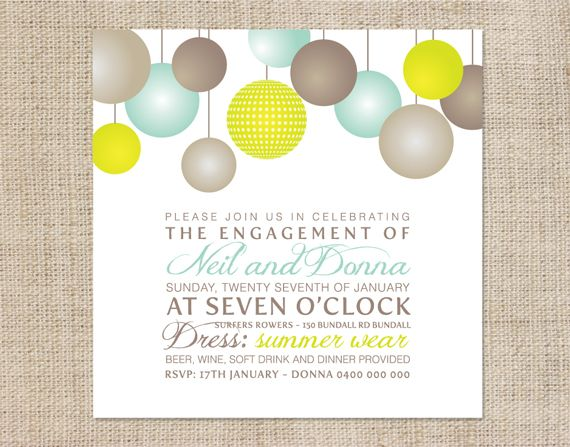 43 best Send off images on Pinterest Marriage, 50th anniversary - engagement invitation matter