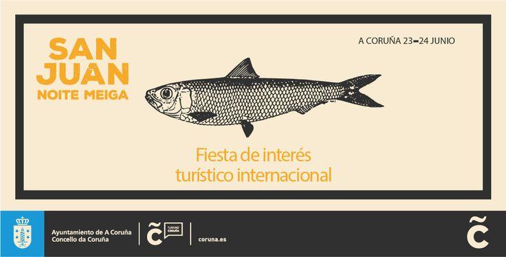 Prepárate... ¿Estás? ¡Salta! Llega el #SanJuanCoruna. Actuaciones de Siniestro Total, Os Diplomáticos de Monte Alto y un completo programa de actividades para el disfrute de todo el mundo.  ¿Te apuntas?  #SanXoánCoruña #SanJuan #NoiteMeiga #visitacoruña #Riazor #Orzán #ACoruña #Coruña #Galicia