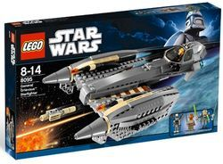8095 General Grievous' Starfighter