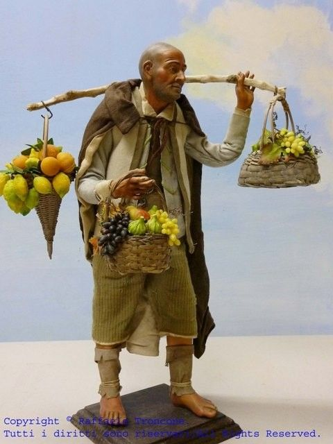 Figure (shopping) - Presepe Napoletano