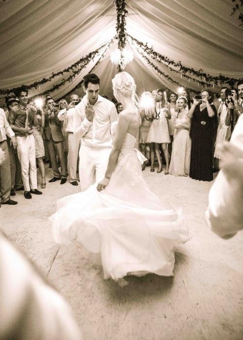 Erin Fetherston Gabe Saporta S Fairytale Barbados Wedding