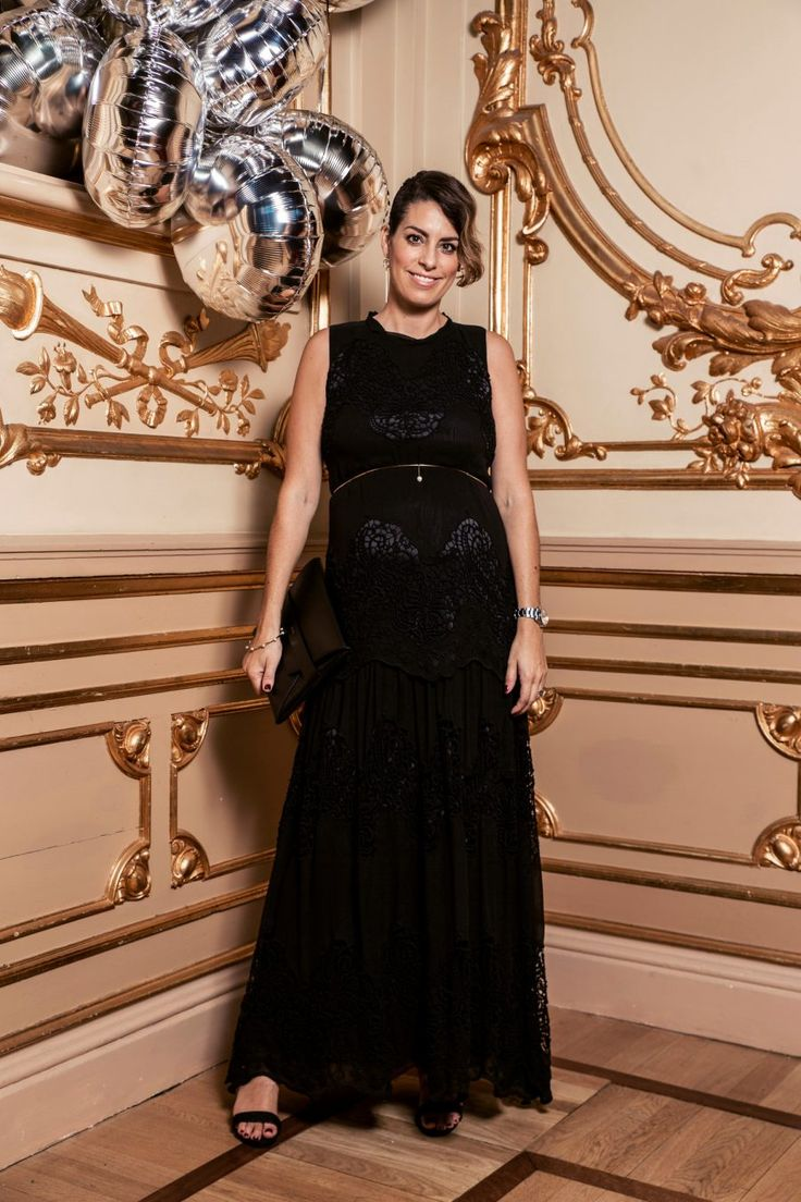 Nina Campioni wearing Valerie design at ELLE Awards red carpet - welcome to my blog for more style and tips!