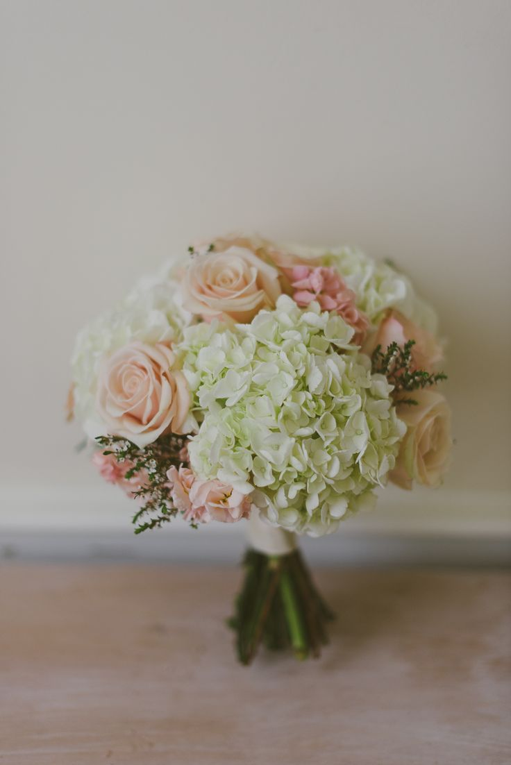 184 best flowers images on pinterest floral bouquets wedding hydrangea bouquet reminds me of my bouquet except my roses were ivory hydrangeas take izmirmasajfo