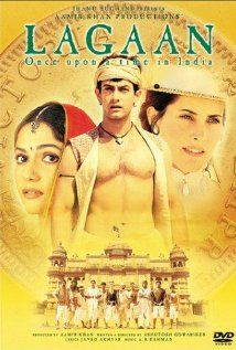 Lagaan. Directed by Ashutosh Gowariker, starring the brilliant Aamir Khan with a fantastic ensemble cast. Nominated for an Oscar. An amazing, amazing film.