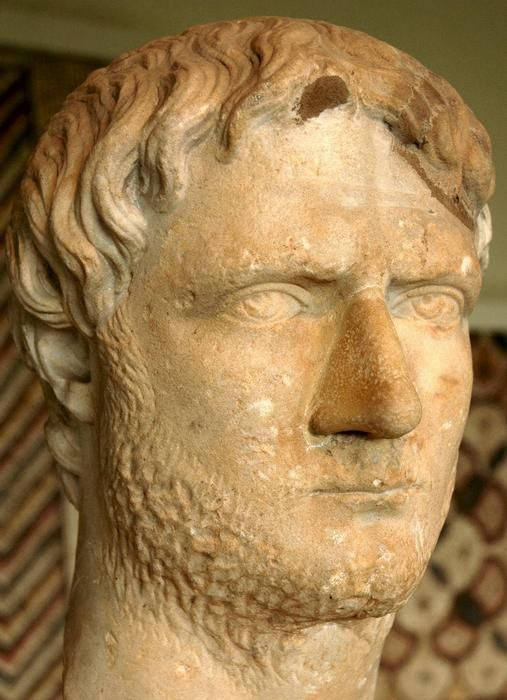 Gallienus - the 41st Emperor of Rome. Lost two major provinces during his time. Probably a better Emperor than ancient historians gave him credit for being.