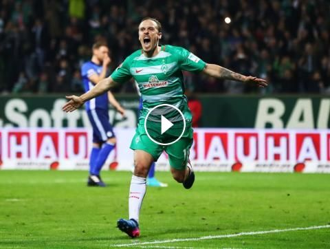 Extended Video: Werder Bremen vs Hertha BSC Highlightsand All Goals Online - Bundesliga - 29 April 2017 - FootballVideoHighlights.com. You are watchin...