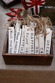 These would be fun to make and decorate with!