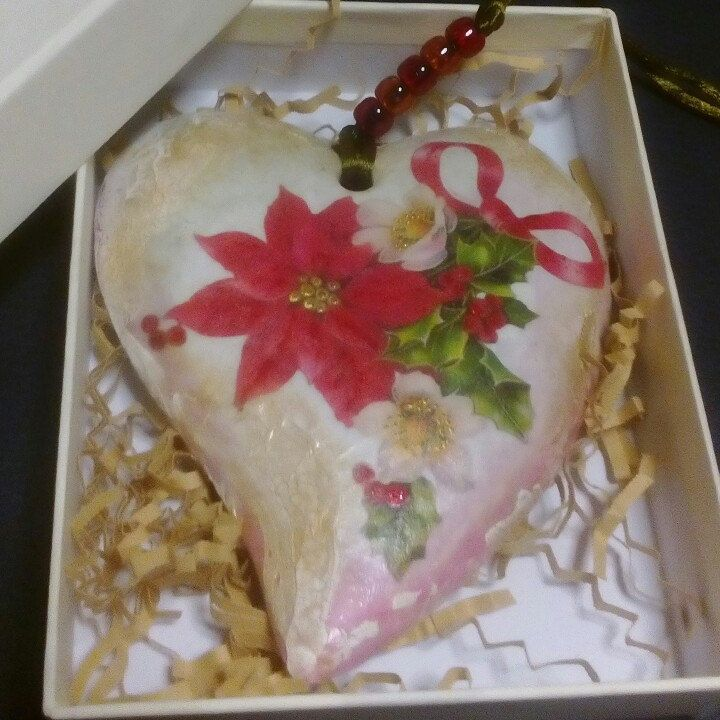 Keeping Christmas Spirit... Keeping Christmas flowers in your heart...