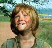 Sean Marshall from Pete's Dragon.  I LOVED that movie.