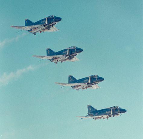 F-4J Phantom II, 1969 to 1974