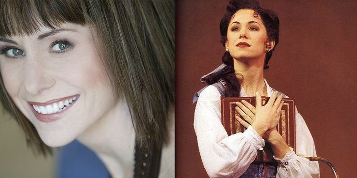 Broadways Original Belle Susan Egan Will Return To The Role in California This Summer!