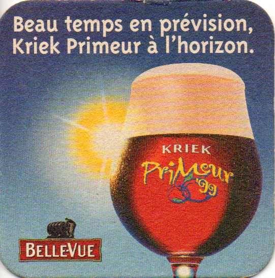 Kriek Primeur Belle-Vue