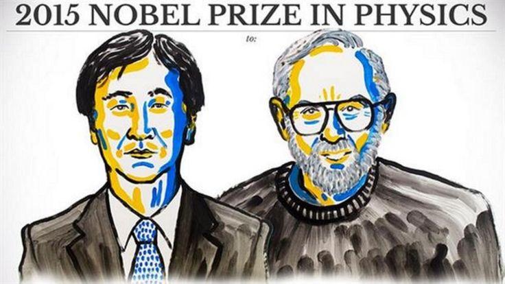 Takaaki Kajita y Arthur B. McDonald se adjudican Premio Nobel de Física